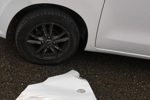ワゴンR保険事故修理